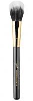 Sigma - F15 - DUO FIBRE POWDER/BLUSH Extravaganza - GOLD - Pędzel do podkładu, różu i pudru