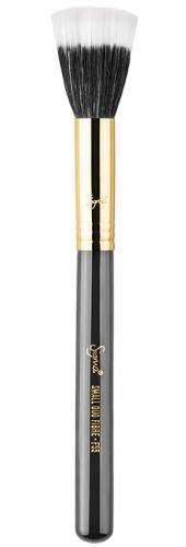 Sigma - F55 - SMALL DUO FIBRE Extravaganza - GOLD - Pędzel do podkładu