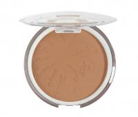 Essence - Sun Club - matt bronzing powder - Matujący puder brązujący - 02 - SUNNY - 02 - SUNNY