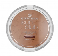 Essence - Sun Club -  Matte bronzing powder