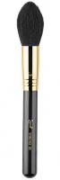 Sigma - F25 - TAPERED FACE Extravaganza - GOLD - Pędzel do pudru, różu, bronzera