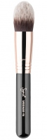 Sigma - F86 - TAPERED KABUKI™ - COPPER - Brush for contouring