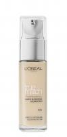 L'Oréal - The foundation TRUE MATCH - Podkład idealnie dopasowujący się do koloru skóry - 1.N - IVORY - 1.N - IVORY