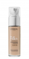 L'Oréal - The foundation TRUE MATCH - Podkład idealnie dopasowujący się do koloru skóry - 5.D-5.W - GOLDEN SAND - 5.D-5.W - GOLDEN SAND