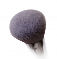 Nanshy - Powder Brush - Pędzel do pudru - (Pearlescent White)