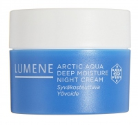 LUMENE - ARCTIC AQUA Deep Moisture Night Cream - REF. 80112