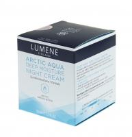 LUMENE - ARCTIC AQUA Deep Moisture Night Cream - Głęboko nawilżający krem na noc - REF. 80112