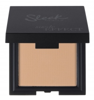 Sleek - SUEDE EFFECT PRESSED POWDER - Puder prasowany
