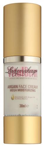 VitalDerm - ARGAN FACE CREAM MEGA MOISTURIZING - Arganowy krem do twarzy - REF: 104