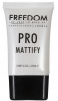 FREEDOM - PRO MATTIFY - Matująca baza pod makijaż