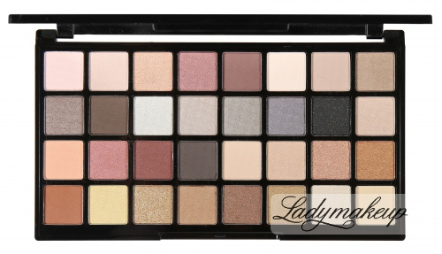 FREEDOM - INNOCENT COLLECTION - PRO 32 EYE COLLECTION - Paleta 32 cieni do powiek