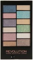 MAKEUP REVOLUTION - Awesome Eyeshadow Palette - Paleta cieni do powiek - BEACH & SURF
