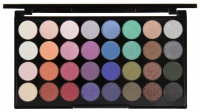 MAKEUP REVOLUTION - MERMAIDS FOREVER ULTRA EYESHADOWS - Paleta 32 cieni do powiek