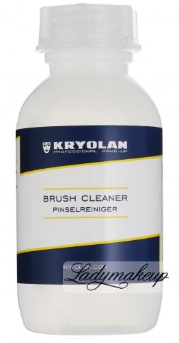 KRYOLAN - Profesjonalny płyn do mycia i dezynfekcji pędzli - 100 ml - ART. 3491