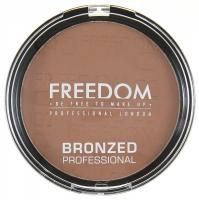 FREEDOM - BRONZED PROFESSIONAL PRO BRONZE - Bronzer