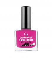 Golden Rose - RICH COLOR - Nail Lacquer - Długotrwały lakier do paznokci - 12 - 12