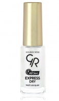 Golden Rose - EXPRESS DRY Nail Lacquer - Szybkoschnący lakier do paznokci - O-GED - 01 - 01