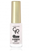 Golden Rose - EXPRESS DRY Nail Lacquer - Szybkoschnący lakier do paznokci - O-GED - 04 - 04