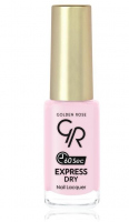 Golden Rose - EXPRESS DRY Nail Lacquer - Szybkoschnący lakier do paznokci - O-GED - 09 - 09