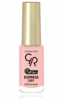 Golden Rose - EXPRESS DRY Nail Lacquer - Szybkoschnący lakier do paznokci - O-GED - 13 - 13