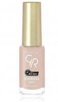 Golden Rose - EXPRESS DRY Nail Lacquer - Szybkoschnący lakier do paznokci - O-GED - 17 - 17