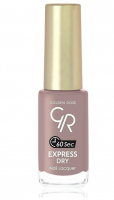 Golden Rose - EXPRESS DRY Nail Lacquer - Szybkoschnący lakier do paznokci - O-GED - 30 - 30