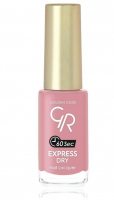 Golden Rose - EXPRESS DRY Nail Lacquer - Szybkoschnący lakier do paznokci - O-GED - 32 - 32