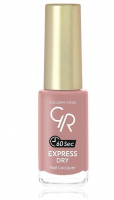 Golden Rose - EXPRESS DRY Nail Lacquer - Szybkoschnący lakier do paznokci - O-GED - 33 - 33