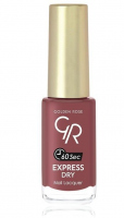 Golden Rose - EXPRESS DRY Nail Lacquer - Szybkoschnący lakier do paznokci - O-GED - 35 - 35