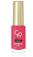 Golden Rose - EXPRESS DRY Nail Lacquer - Szybkoschnący lakier do paznokci - O-GED - 37 - 37