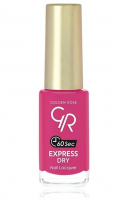 Golden Rose - EXPRESS DRY Nail Lacquer - Szybkoschnący lakier do paznokci - O-GED - 39 - 39