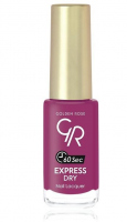 Golden Rose - EXPRESS DRY Nail Lacquer - Szybkoschnący lakier do paznokci - O-GED - 40 - 40