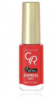 Golden Rose - EXPRESS DRY Nail Lacquer - Szybkoschnący lakier do paznokci - O-GED - 42 - 42