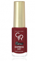 Golden Rose - EXPRESS DRY Nail Lacquer - Szybkoschnący lakier do paznokci - O-GED - 53 - 53