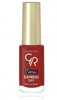Golden Rose - EXPRESS DRY Nail Lacquer - Szybkoschnący lakier do paznokci - O-GED - 54 - 54
