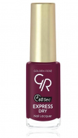 Golden Rose - EXPRESS DRY Nail Lacquer - Szybkoschnący lakier do paznokci - O-GED - 55 - 55
