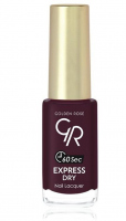 Golden Rose - EXPRESS DRY Nail Lacquer - O-GED - 58 - 58