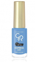 Golden Rose - EXPRESS DRY Nail Lacquer - O-GED - 72 - 72