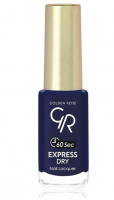 Golden Rose - EXPRESS DRY Nail Lacquer - Szybkoschnący lakier do paznokci - O-GED - 74 - 74