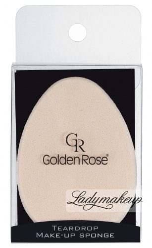 Golden Rose - TEARDROP MAKE-UP SPONGE - Gąbka do nakładania makijażu - K-FIR-14