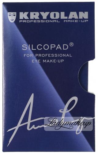 KRYOLAN - SILCOPAD - Silikonowe płatki pod oczy do makijażu - ART. 5395
