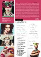 Magazyn Make-Up Trendy - JESIENNE INSPIRACJE - No3/2015