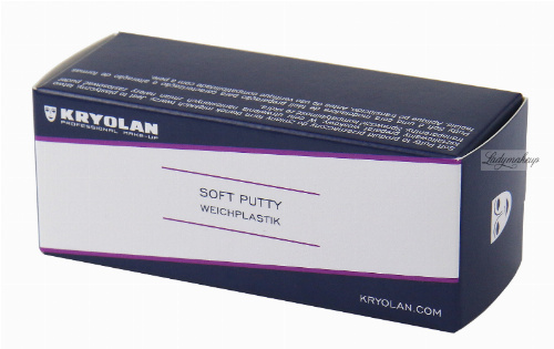 KRYOLAN - Soft Putty - Plastyczny wosk do charakteryzacji - 100 g - ART. 1430