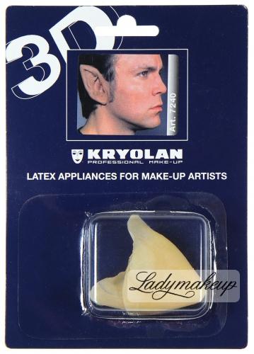 KRYOLAN - LATEX APPLIANCES FOR MAKE-UP ARTISTS - Uszy elfa - Art. 7240