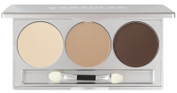 KRYOLAN - PROFESSIONAL EYE SHADOW TRIO SET - Paletka 3 cieni - ART. 5333
