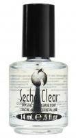 Seche - CLEAR - PROFESSIONAL KIT - CRYSTAL CLEAR BASE COAT - Lakier bazowy - 14 ml + 118 ml (ZESTAW)