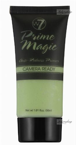 W7 - Prime Magic - ANTI-REDNESS PRIMER - Baza neutralizująca zaczerwienienia
