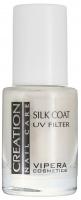VIPERA - SILK COAT - Odżywka do paznokci z jedwabiem i filtrem UV - 2