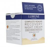 LUMENE - COMPLETE REWIND - RECOVERY NIGHT CREAM - Regenerujący krem na NOC - REF. 81471