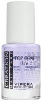 VIPERA - TOP COAT UV - Neonowy nabłyszczacz lakieru do paznokci z filtrem UV - 5